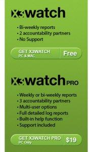 x3watch